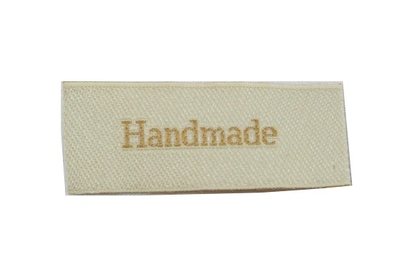 Handmade patch 5 x 2 cm