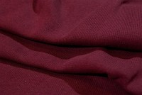 Bordeaux rib-fabric in classic good quality