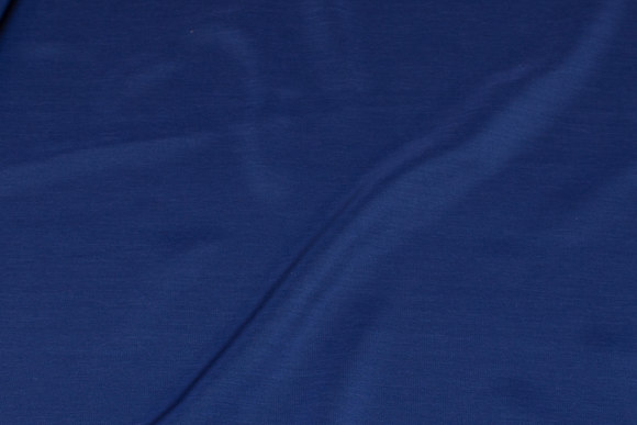 Dress-micropolyester in light navy