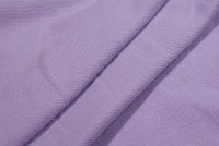 Light purple rib-fabric in classic good quality