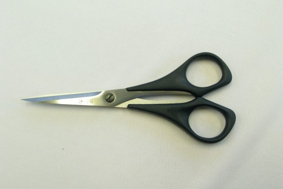 Small quality, embroidery shears