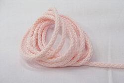 Cotton cord rose 5mm