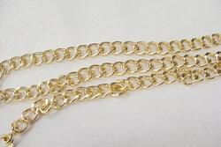 Chain gold 1,2cm