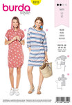 Burda 6310. Shirt dress.