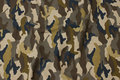 Camouflage cotton-jersey. 13,13