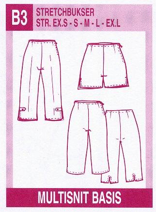Strech pants