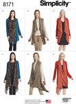 Misses´ Knit Cardigan or Vest