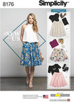 Misses´ Dirndl Skirts in Three Lengths