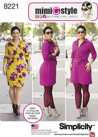 1 Mimi G Style Dress for Miss and Plus Sizes