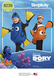 9 Disney Finding Dory Costumes for Toddlers