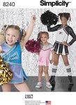 Child´s and Girls´ Cheer Costumes