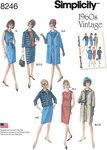 6 Misses 1960s Vintage Sportswear