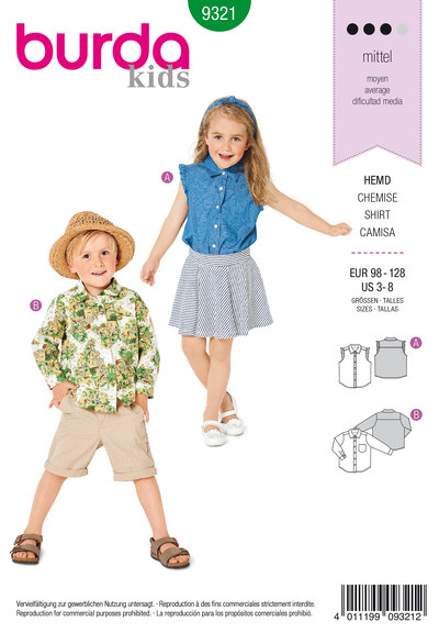 Child´s sleeveless top