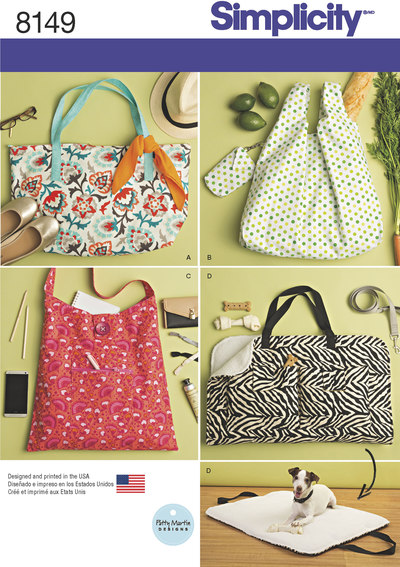 9 Totes and Dog Travel Bed