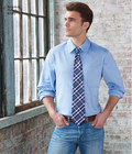 Boys´ and Men´s Shirt, Boxer Shorts and Tie
