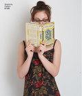 Misses´ Dottie Angel Frock: Wrap and Slip Dress