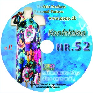 CD-rom no. 52 - Confektion