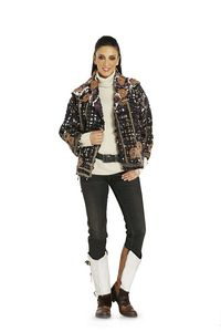 Burda pattern: Jacket