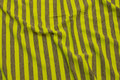 Neon-striped yellow and grey viscosejersey