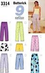 Petite Top, Shorts & Pants