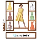 Butterick 4443. Petite Dress.