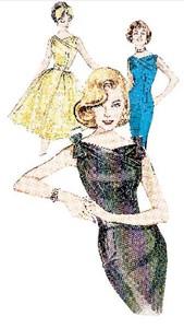 Butterick pattern: Dress & Belt