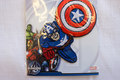 Captain America patch 7x7cm