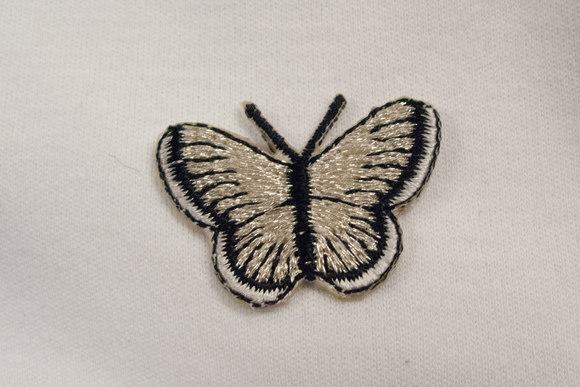 Tiny butterfly 2x3cm
