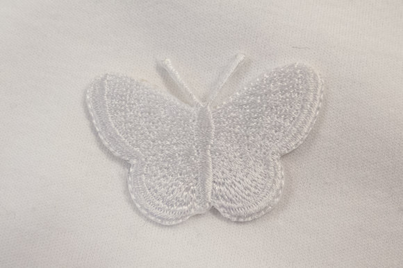 Butterfly 3x5cm