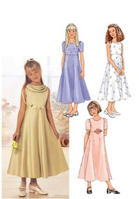 Dress. Butterick 3714.