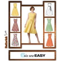 Petite Dress. Butterick 4443.
