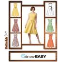 Butterick 4443. Petite Dress.