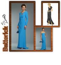 Petite Shrug And Dress. Butterick 4731.