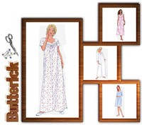 Petite Nightgown. Butterick 6838.
