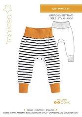 Baby pants, monkey-pants. Minikrea 111.