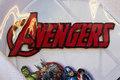 Avengers patch, 9x2cm.
