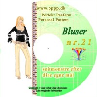 CD-rom no. 21 - Blouses, tops