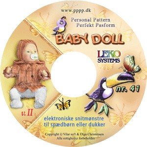 CD-rom no. 41 - Baby Doll