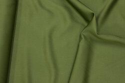 Royal micro-satin in olive-green